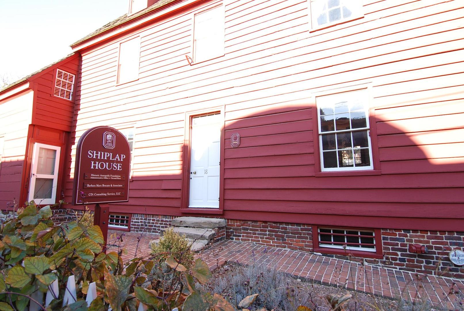 Historic Annapolis Buildings
