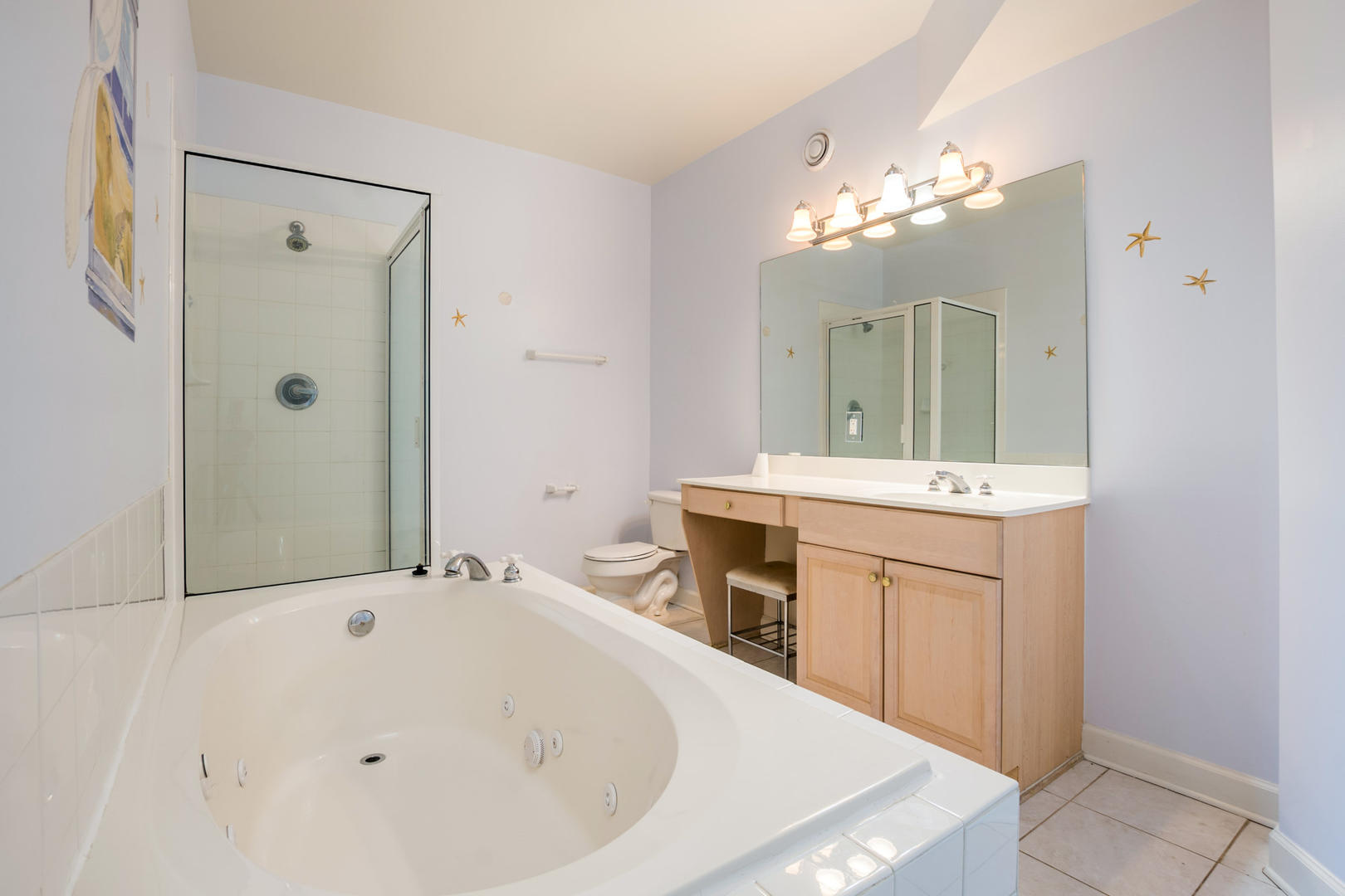 Maresol 309 - Master Bathroom
