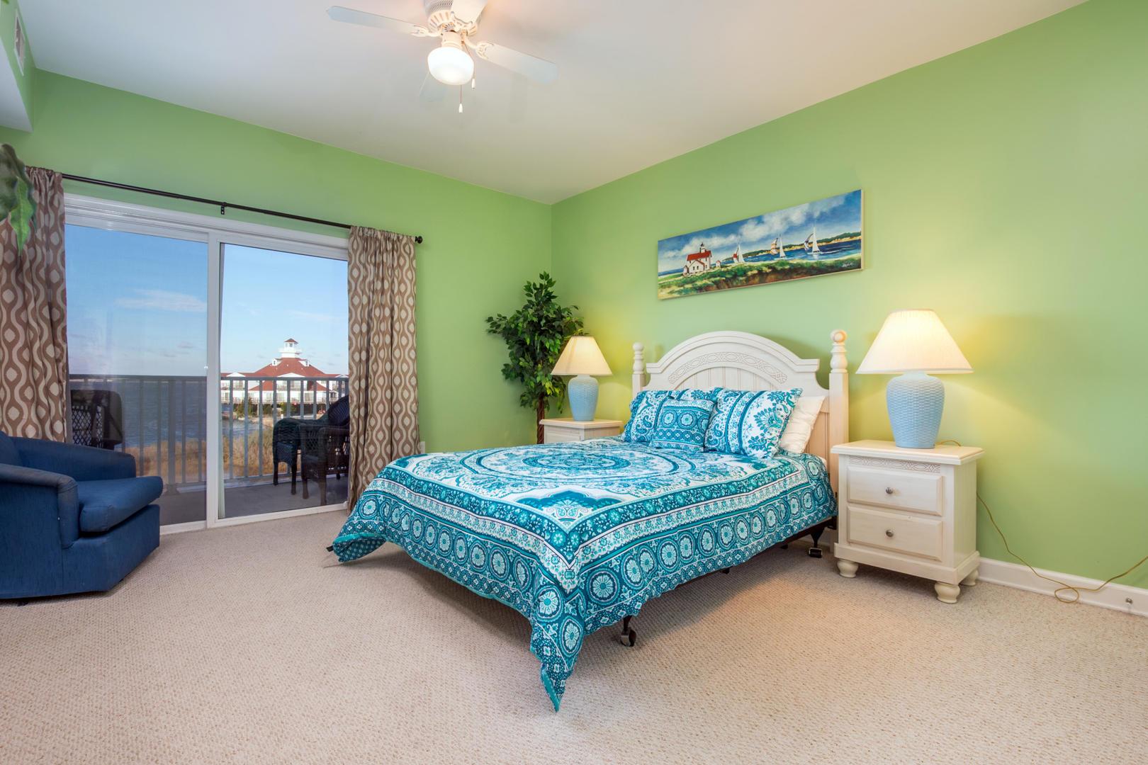 Maresol 309 - Master Bedroom