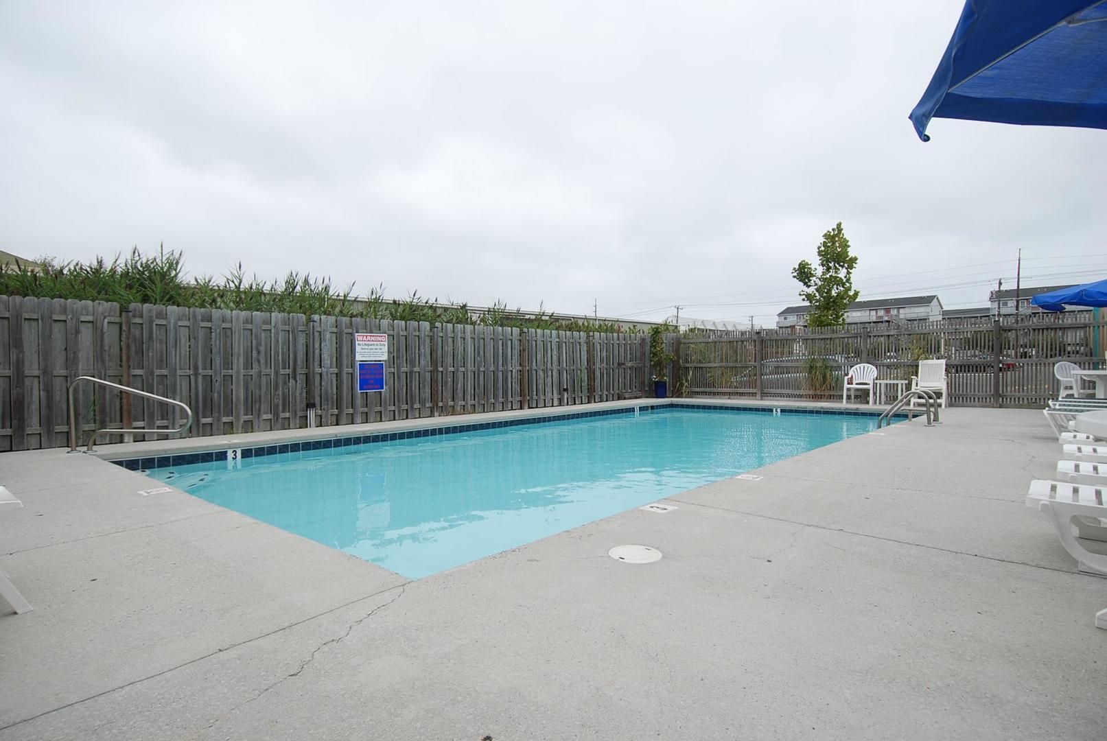 Maresol Outdoor Pool (open seasonally)