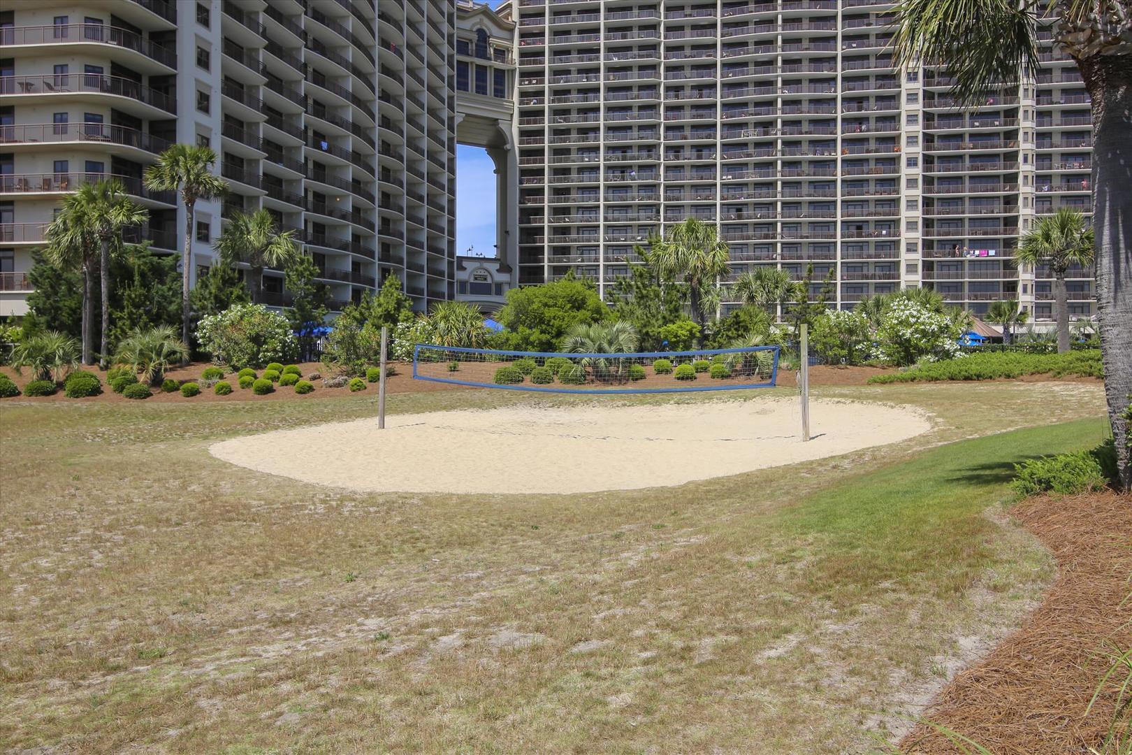 Ocean Creek - Volleyball Area