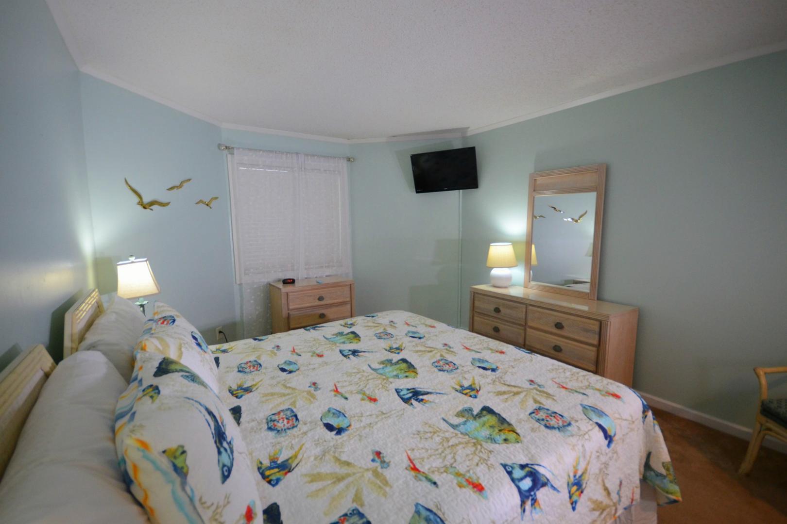 Ocean Creek L2256 - Bedroom 1