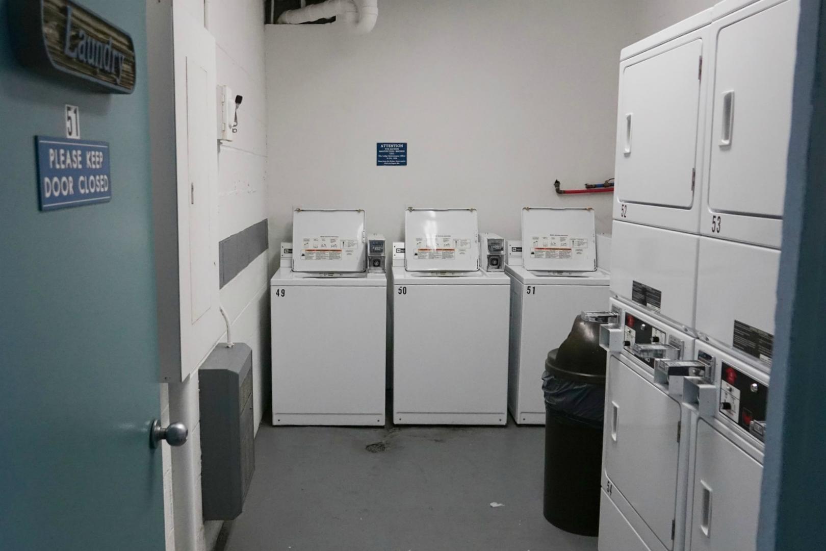 Ocean Creek L2256 - Laundry Area