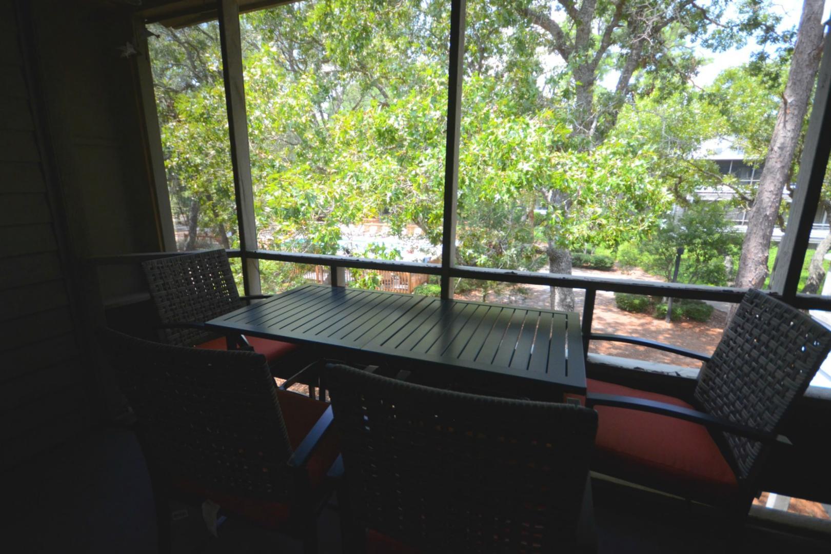 Ocean Creek L2256 - Screened Porch