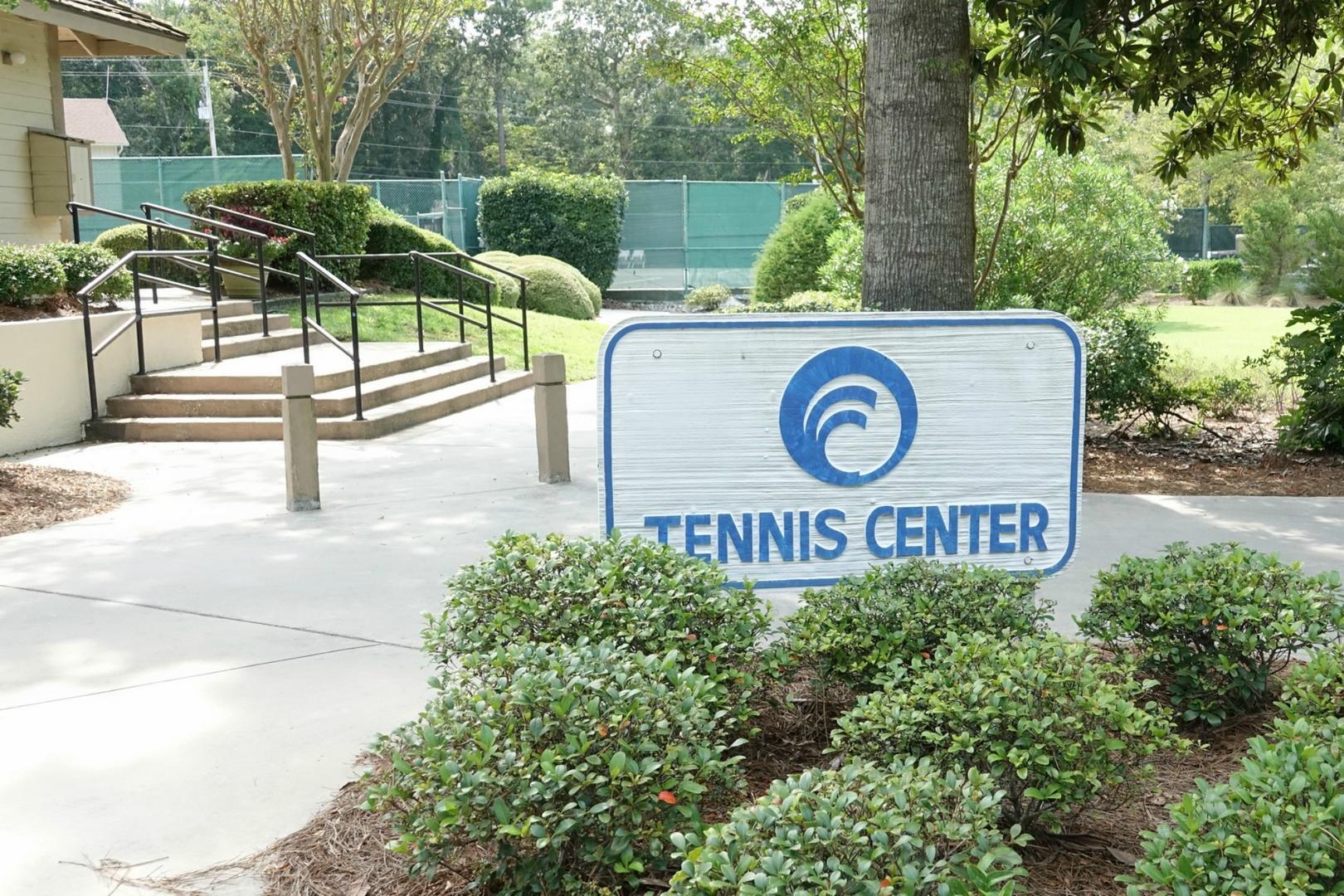 Ocean Creek Tennis Center