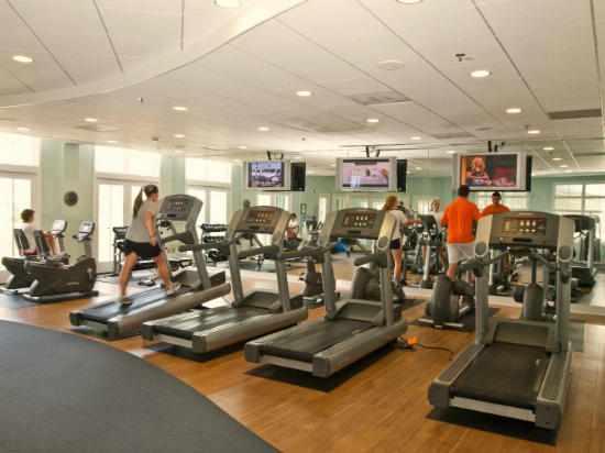 Sunset Island -Fitness Center