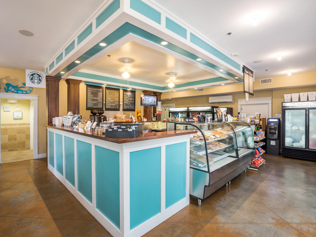 Susnet Island - Store