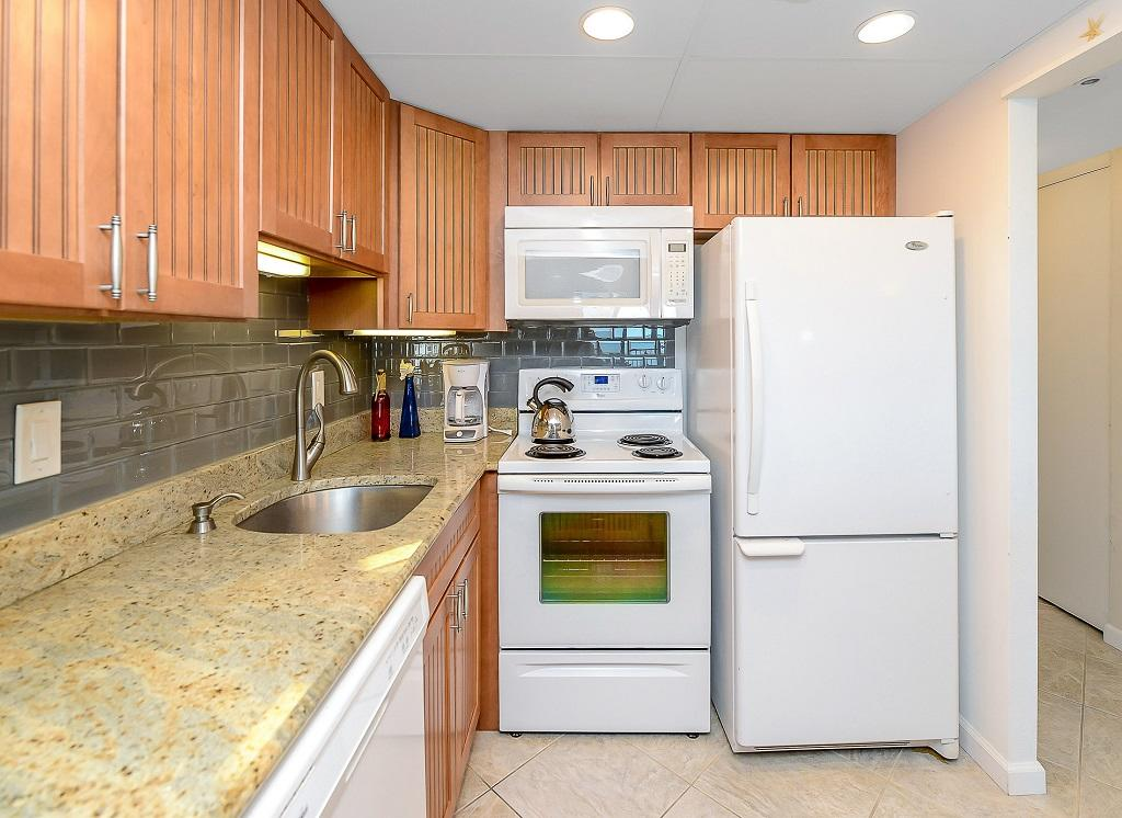 Excalibur - Kitchen Area