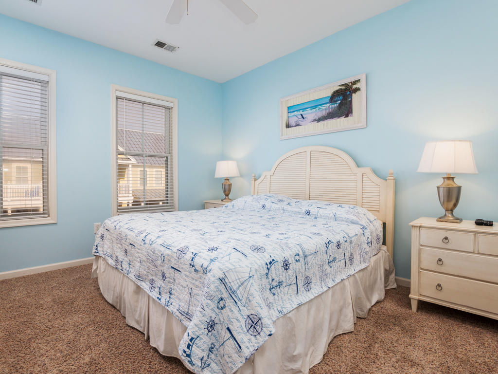 Sunset Island, 15 Beach Walk Lane - Master Bedroom