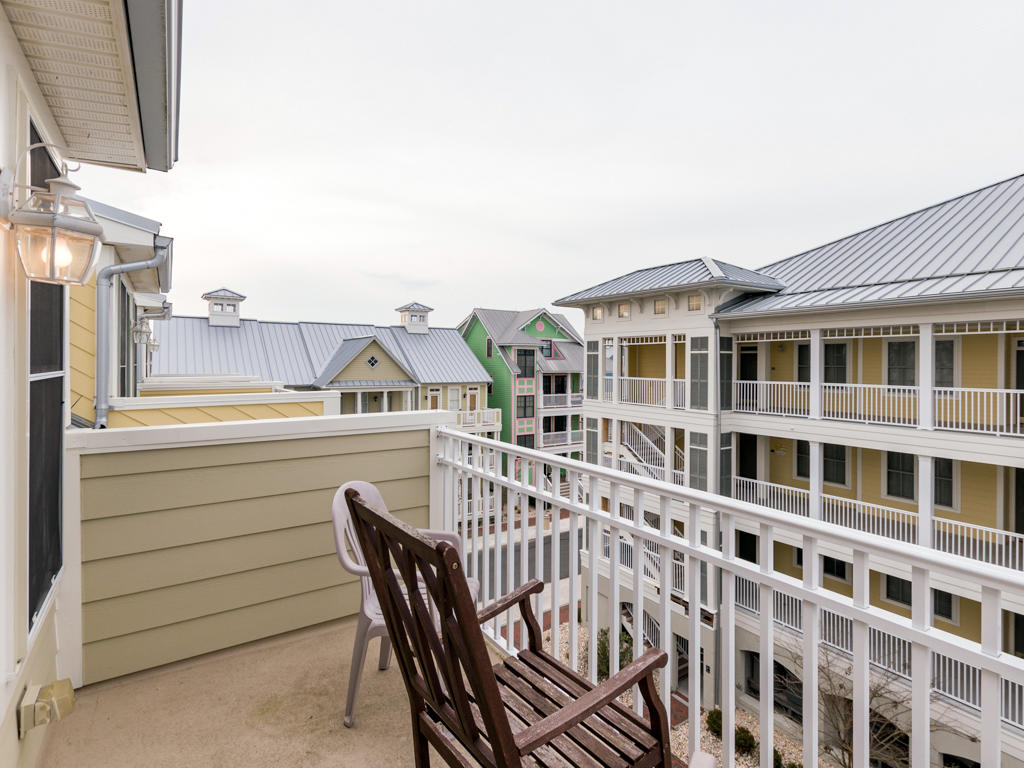 26 Island Edge Drive - Balcony