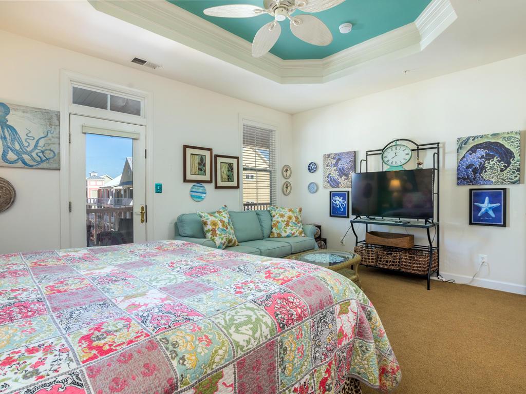 Sunset Island, 51 Sunset Island Drive - Master Bedroom