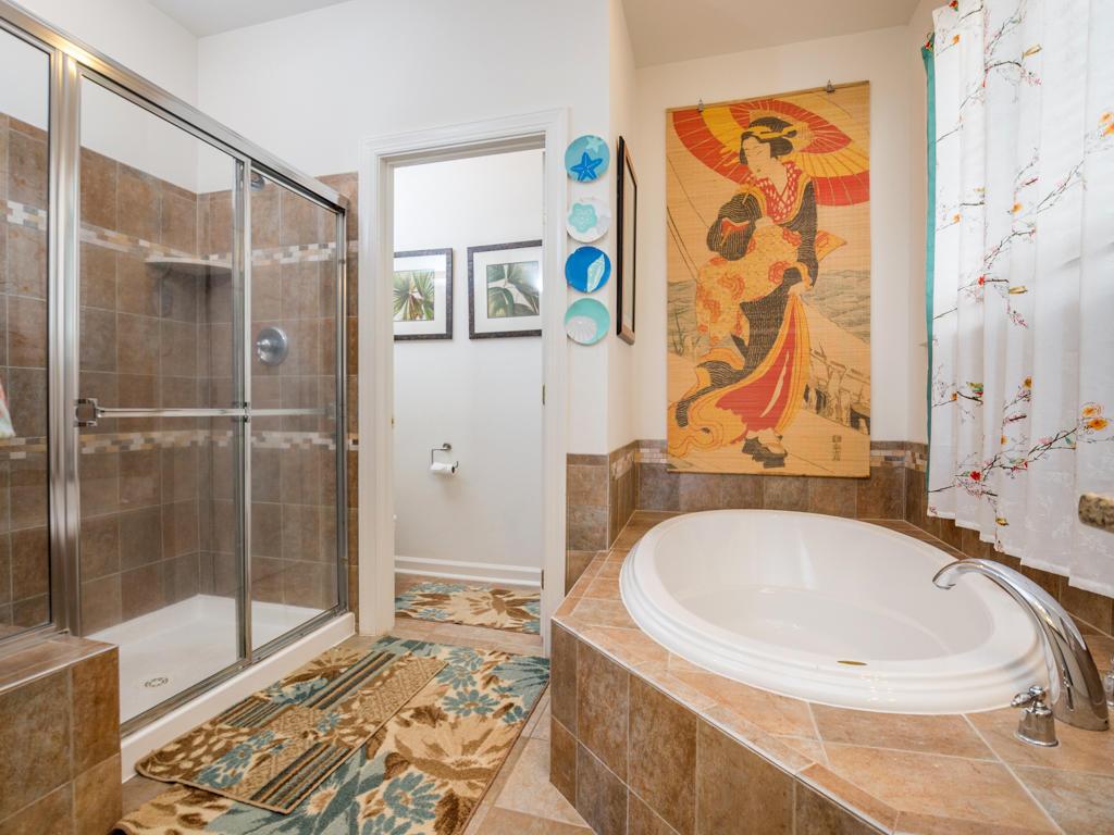 Sunset Island, 51 Sunset Island Drive - Master Bathroom