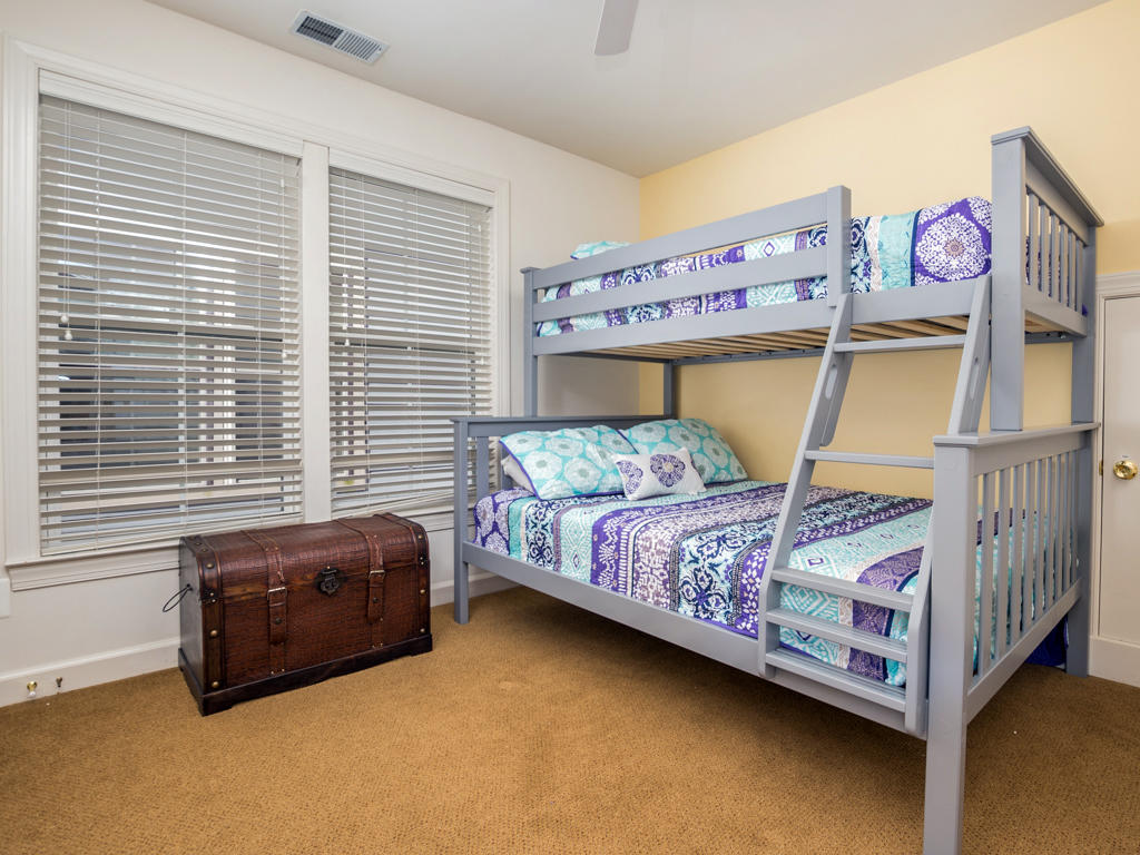 Sunset Island, 51 Sunset Island Drive - Top Floor Bedroom