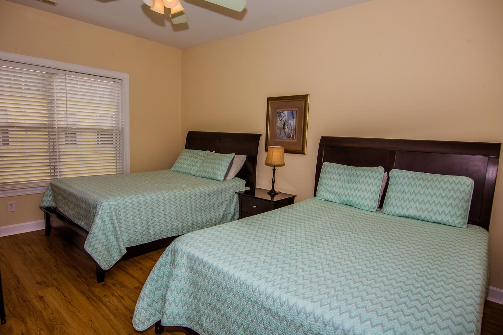 Ocean Breeze Cottage - Bedroom 4