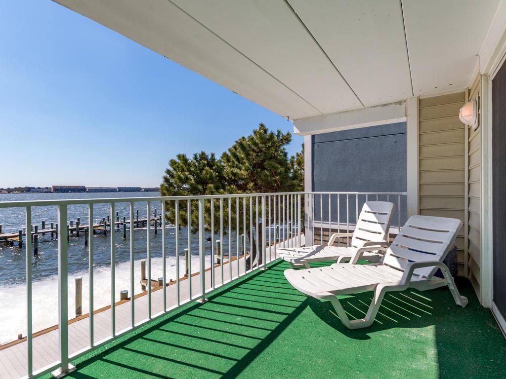 Thunder Island 46B - Balcony