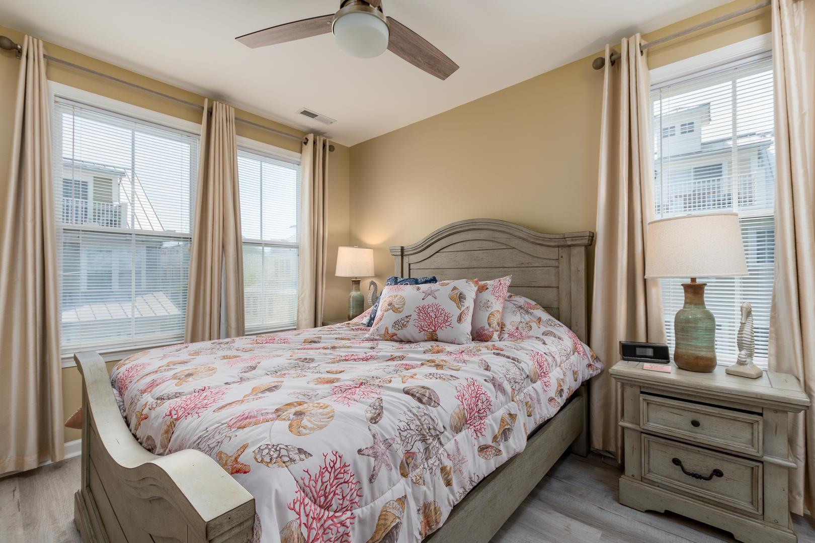 Sunset Island, 33 Sunset Island Drive - Second Bedroom