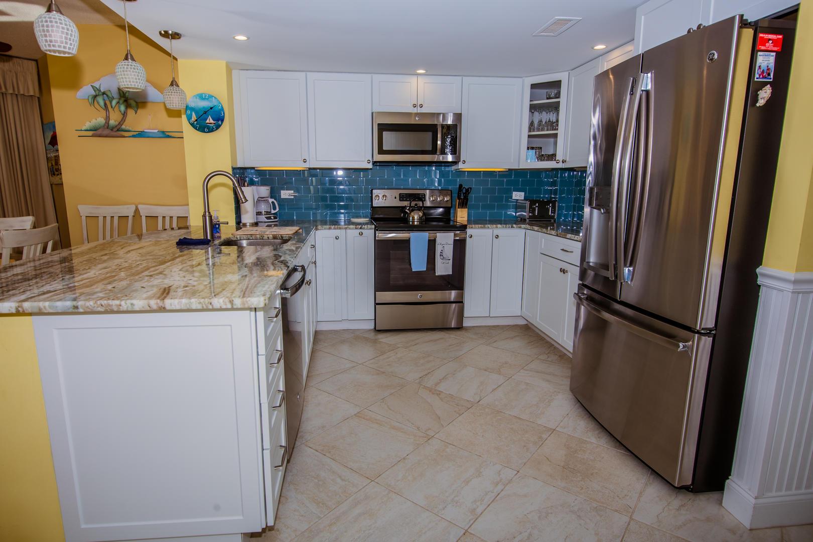 Ocean Creek NN9 - Kitchen