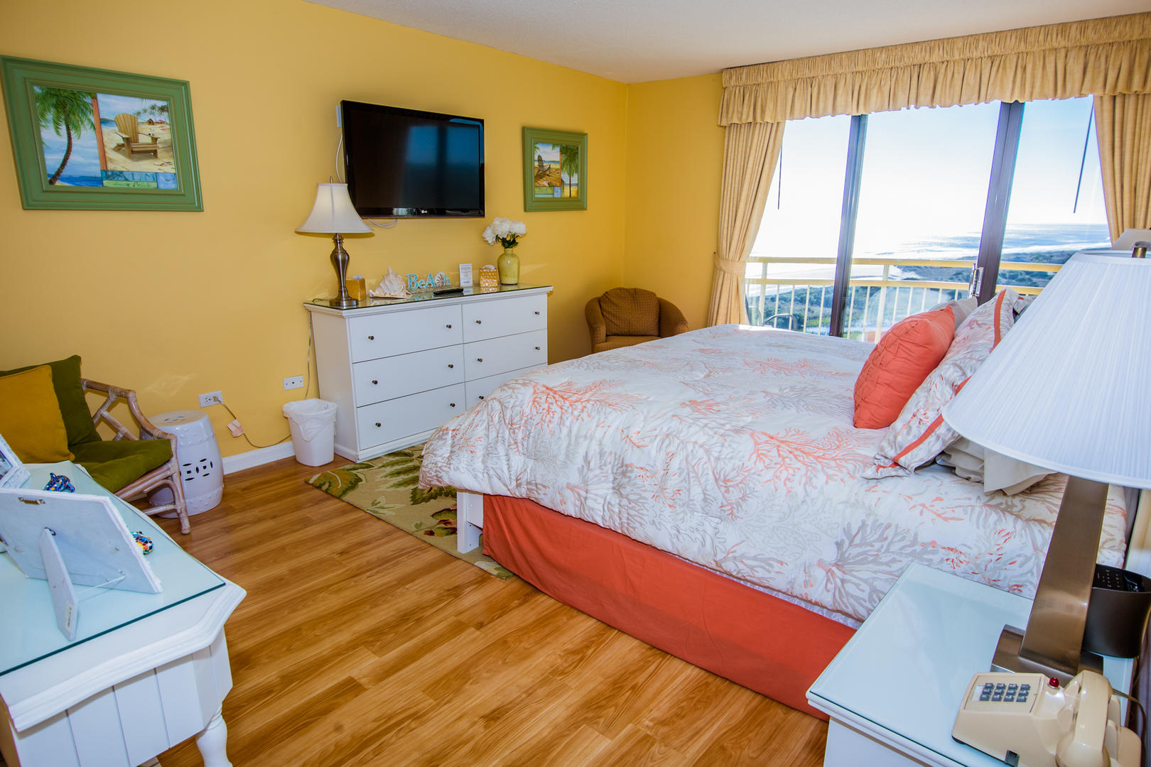 Ocean Creek NN9 - Master Bedroom
