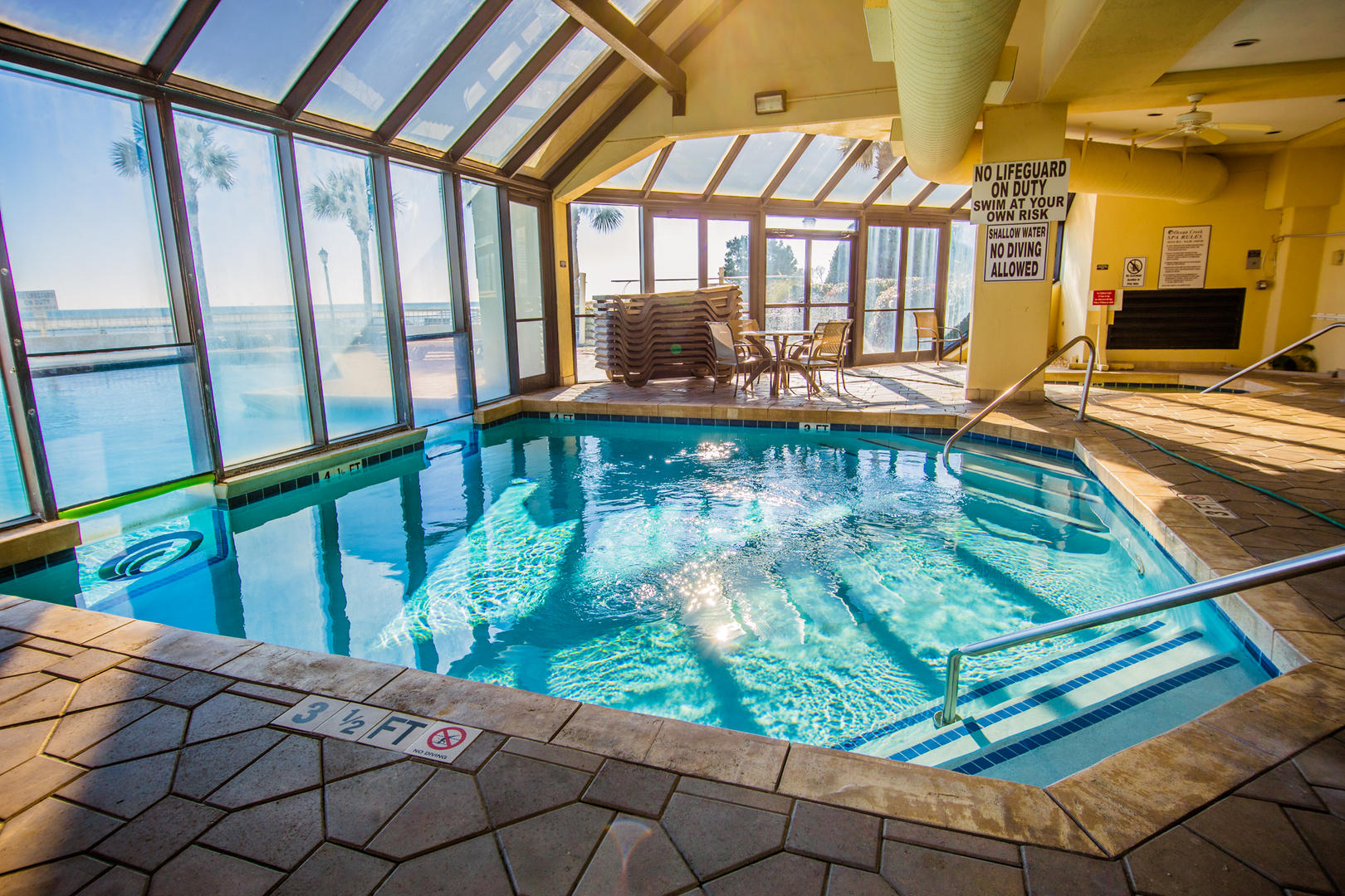 Ocean Creek NN9 - South Tower Indoor Pool
