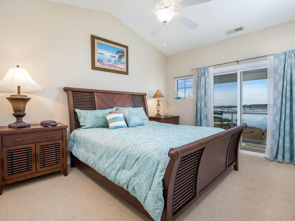 Mallard Cove 2 - Master Bedroom