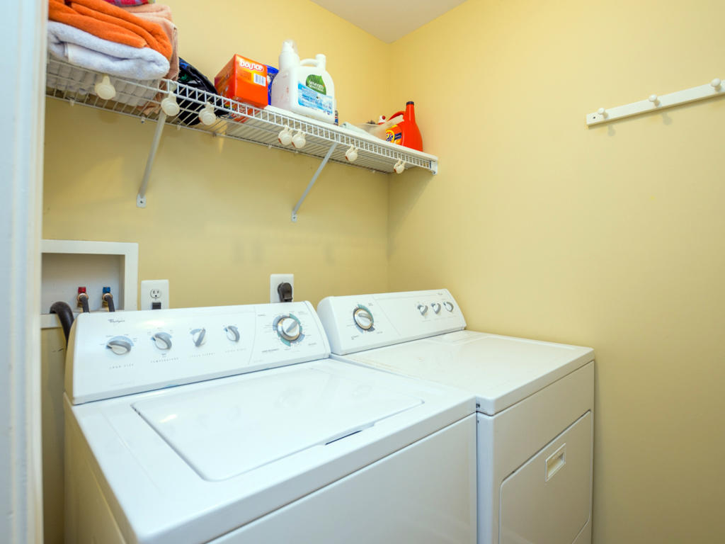 Sunset Island, 34 Canal Walk Lane - Washer and Dryer