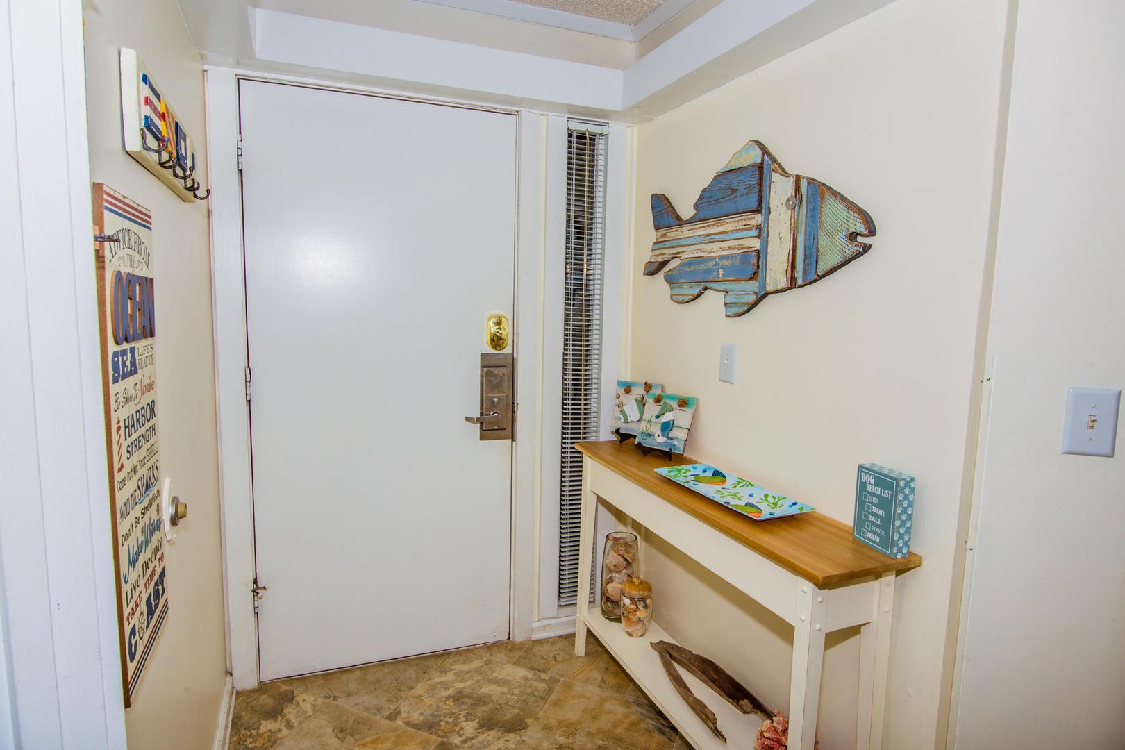 Ocean Creek L2274 - Foyer