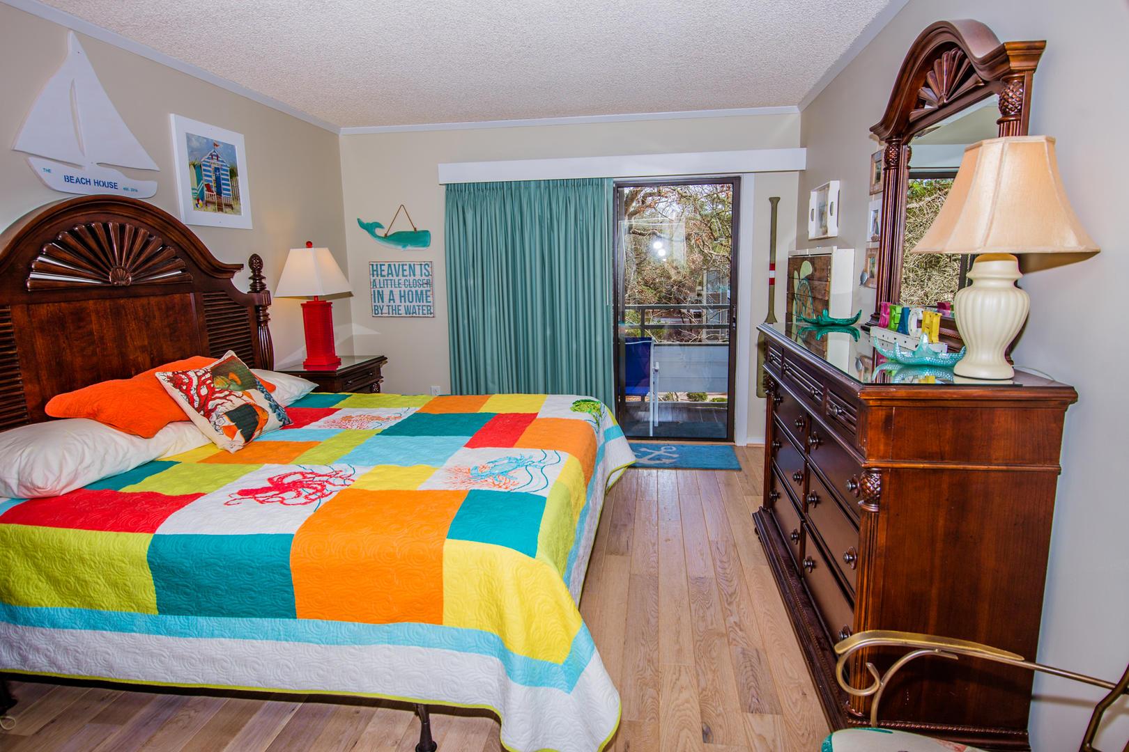 Ocean Creek L2274 - Master Bedroom