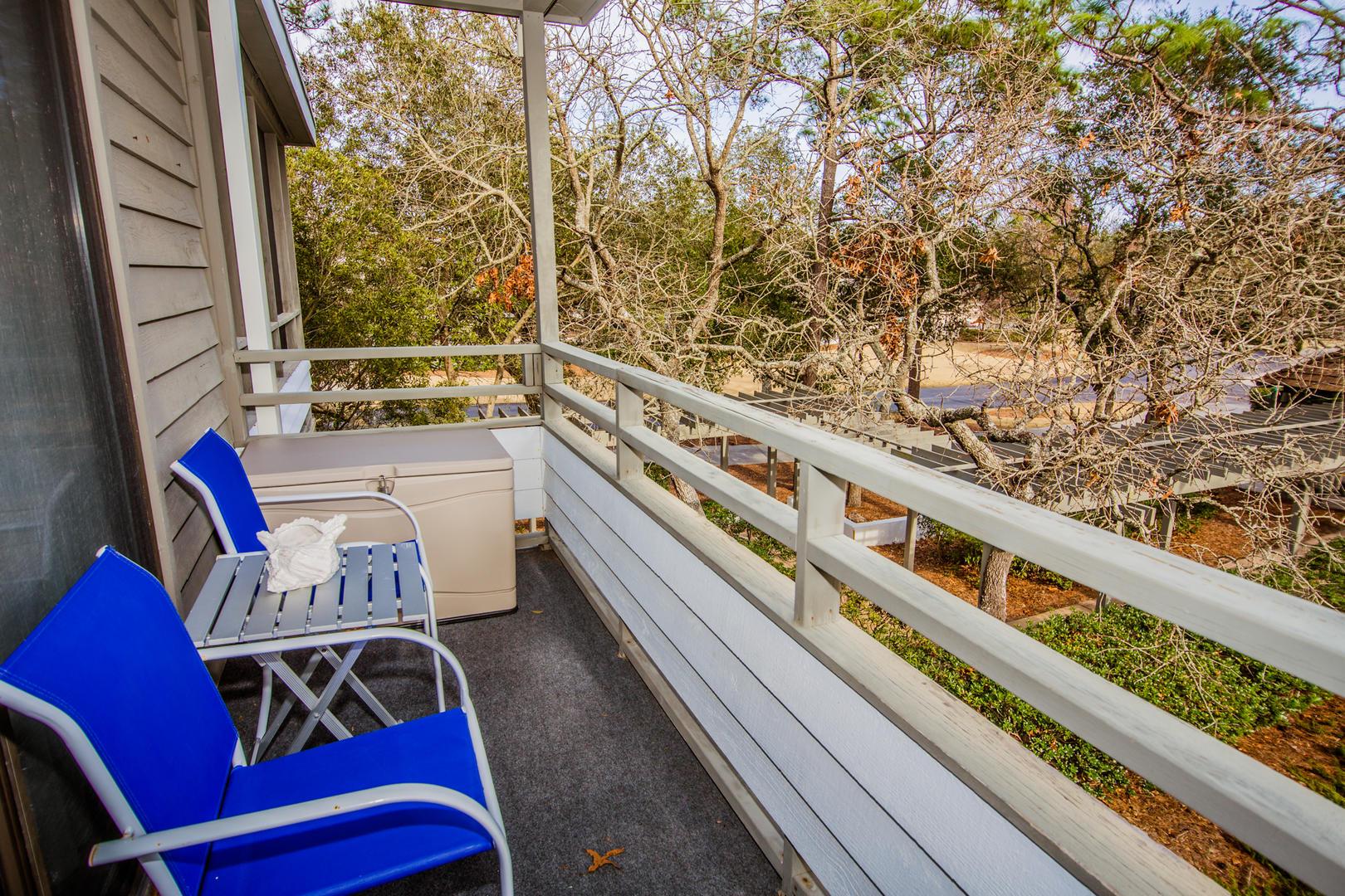 Ocean Creek L2274 - Balcony off Master Bedroom
