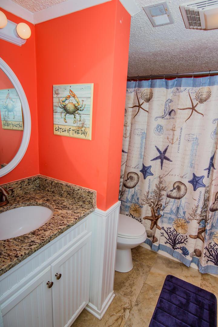 Ocean Creek L2274 - Master Bathroom