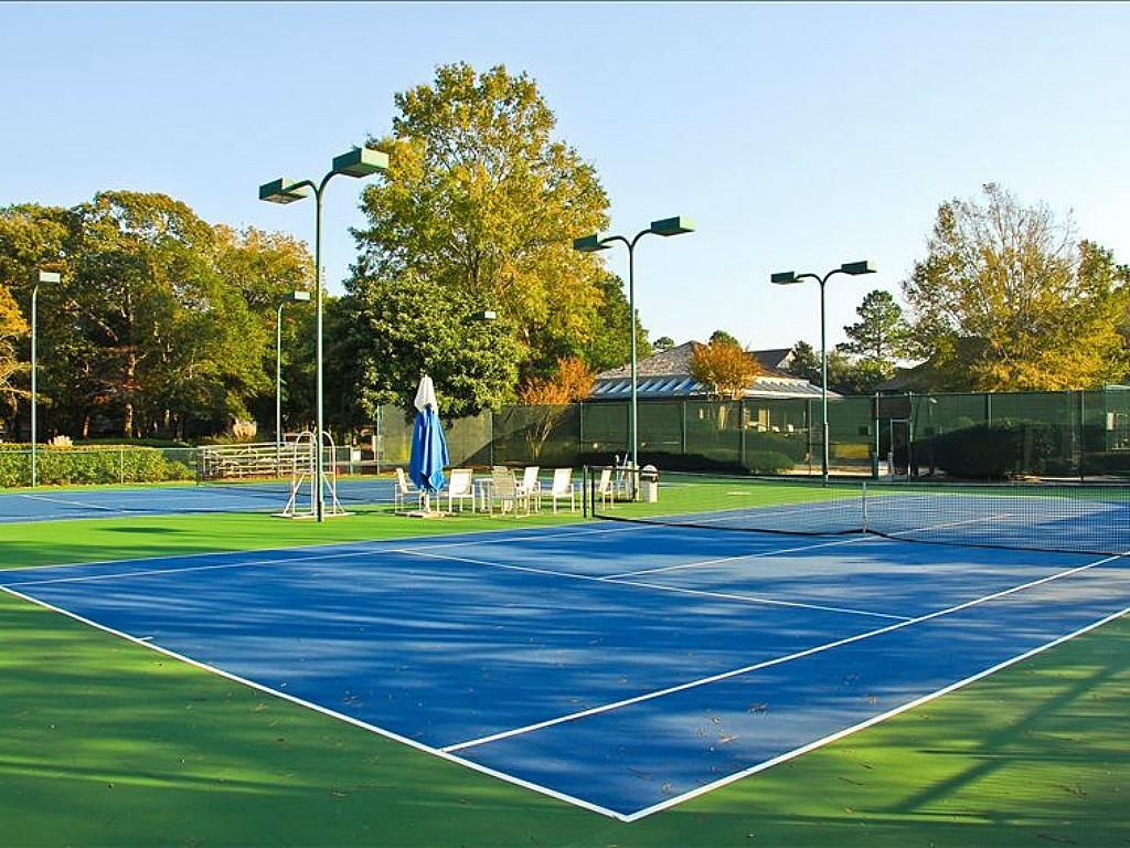 Ocean Creek Tennis Courts