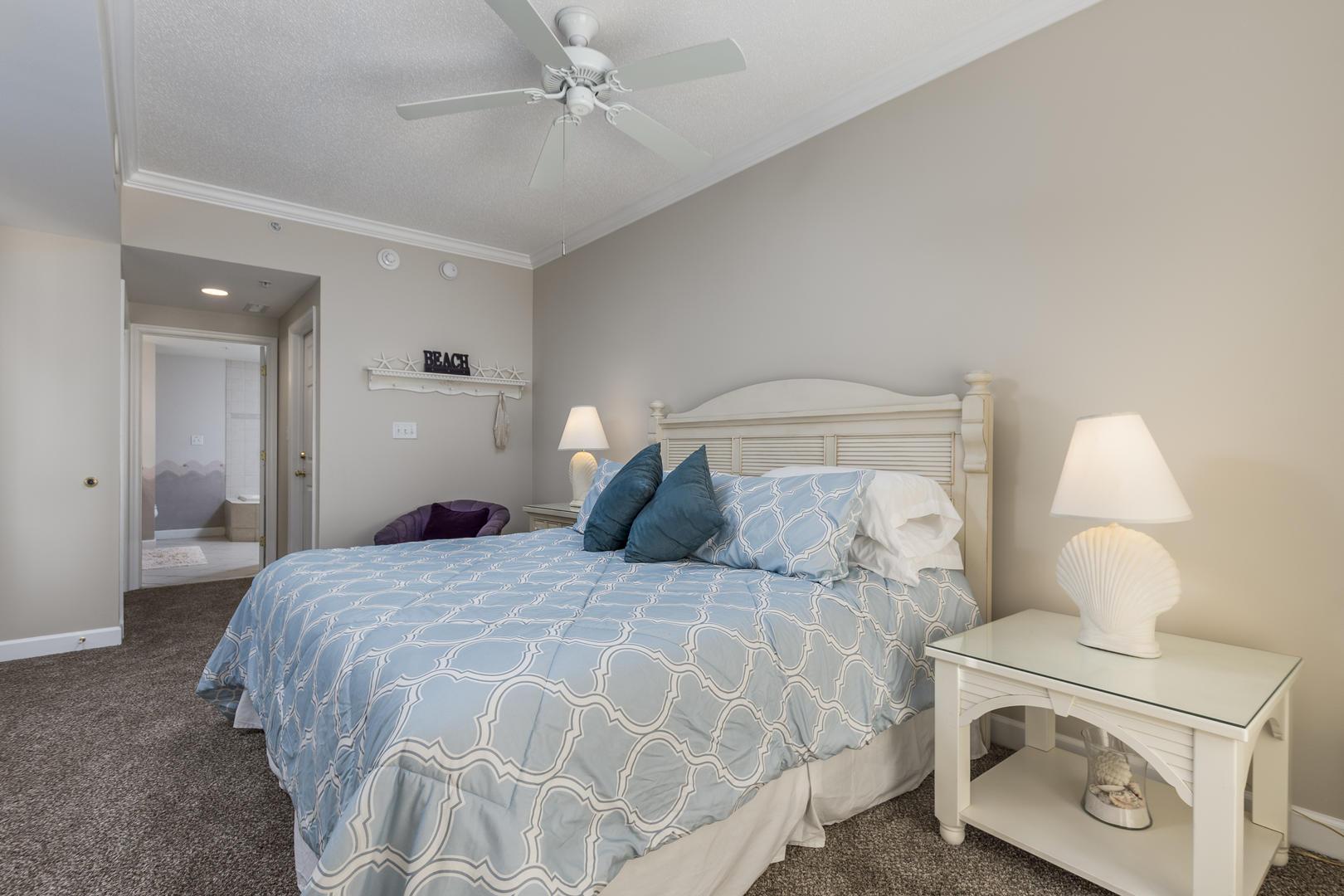 Avalon, 506 - Master Bedroom