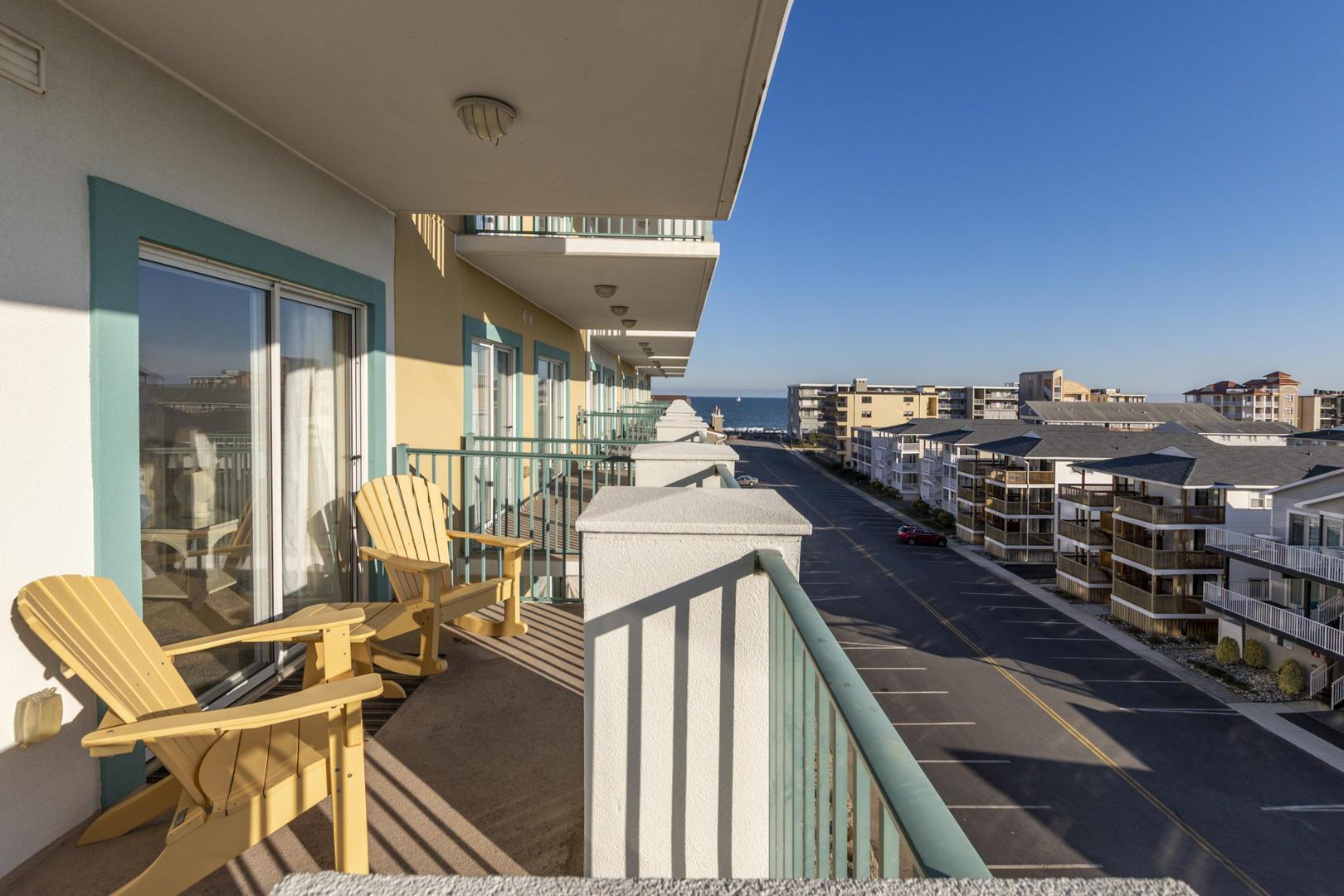 Avalon, 506 - Balcony