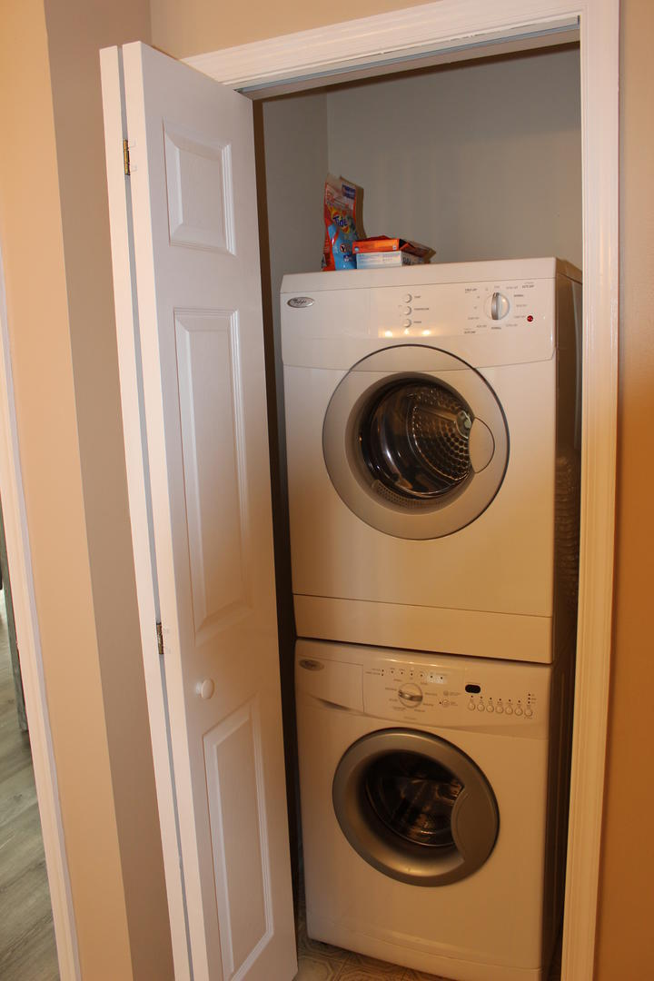 Lucayan 27 - Laundry Area