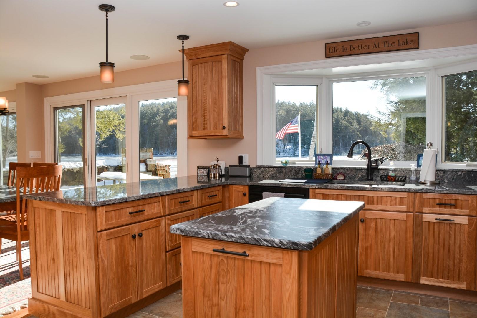Kitchen updated 2016