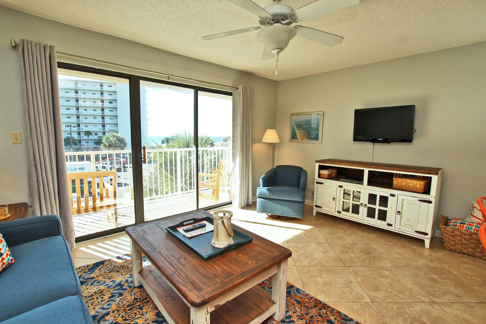 Gulf View Living Room