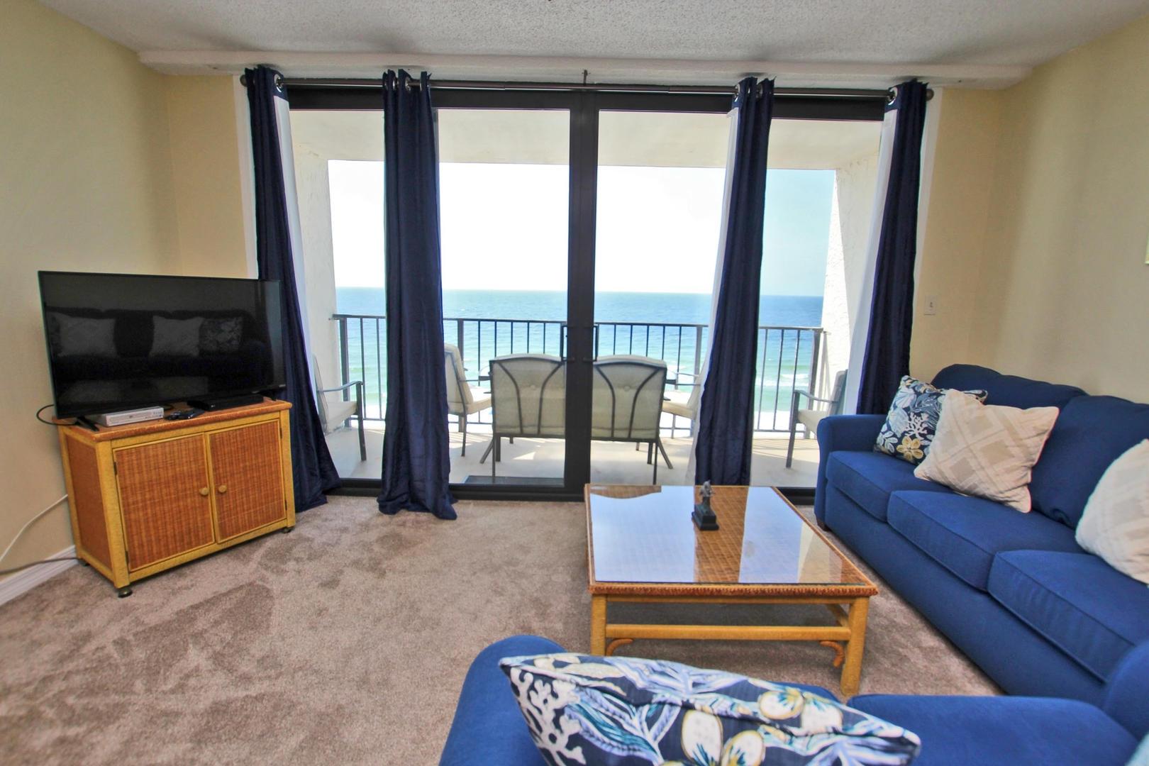 6th Floor Gulf Front Condo in Orange Beach