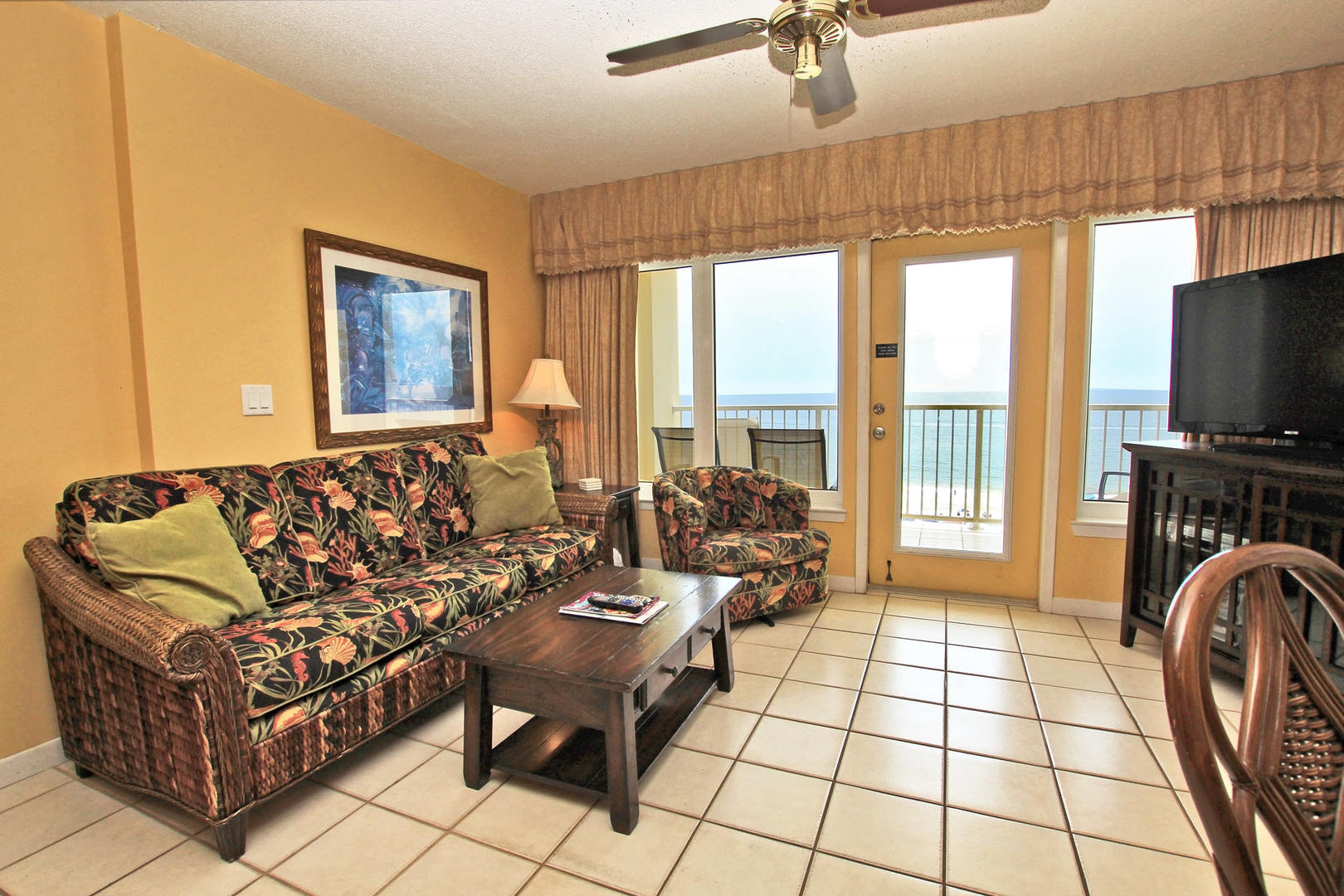 6th Floor Gulf Front Complex in Gulf Shores